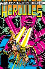 Hercules: Prince of Power #4
