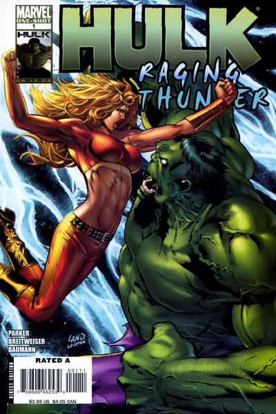 Hulk: Raging Thunder #1