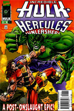 Incredible Hulk - Hercules Unleashed #1