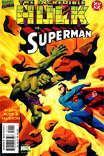 Incredible Hulk Vs Superman, The #1