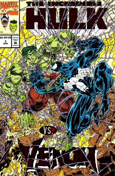 Incredible Hulk vs Venom, The #1