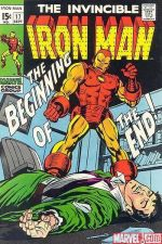 Invincible Iron Man #17