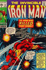Invincible Iron Man #23