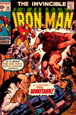 Invincible Iron Man #24
