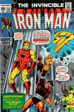 Invincible Iron Man #35
