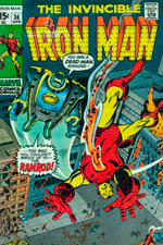 Invincible Iron Man #36