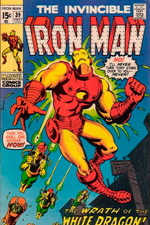 Invincible Iron Man #39