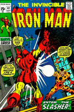 Invincible Iron Man #41