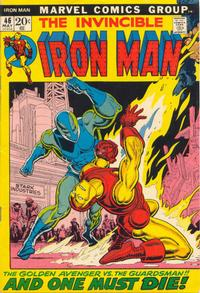 Invincible Iron Man #46