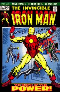 Invincible Iron Man #47