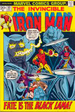 Invincible Iron Man #53