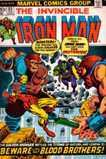 Invincible Iron Man #55