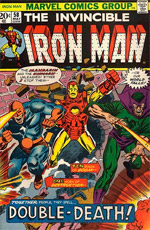 Invincible Iron Man #58