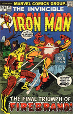 Invincible Iron Man #59