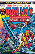 Invincible Iron Man #67