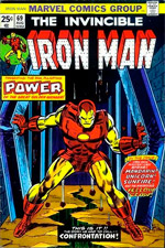 Invincible Iron Man #69