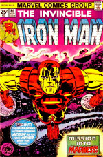 Invincible Iron Man #80