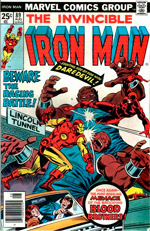 Invincible Iron Man #89