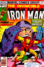 Invincible Iron Man #90