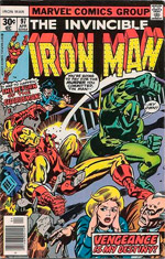 Invincible Iron Man #97