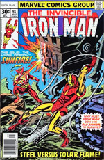 Invincible Iron Man #98