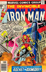 Invincible Iron Man #99
