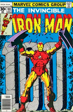 Invincible Iron Man #100
