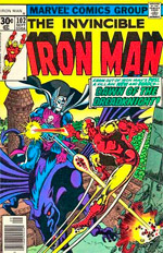 Invincible Iron Man #102