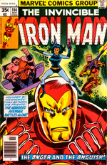 Invincible Iron Man #104