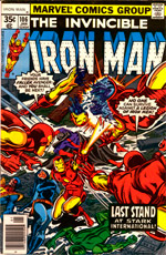 Invincible Iron Man #106