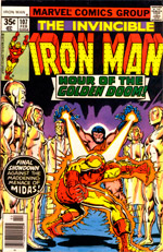 Invincible Iron Man #107