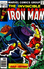 Invincible Iron Man #111