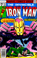 Invincible Iron Man #115
