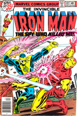 Invincible Iron Man #117