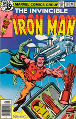 Invincible Iron Man #118