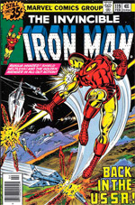 Invincible Iron Man #119