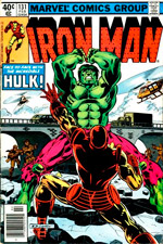 Invincible Iron Man #131