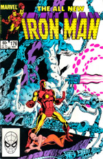 Invincible Iron Man #176