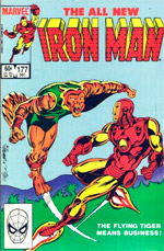 Invincible Iron Man #177