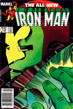 Invincible Iron Man #179
