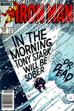 Invincible Iron Man #182