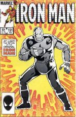 Invincible Iron Man #191