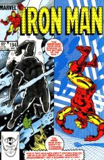 Invincible Iron Man #194