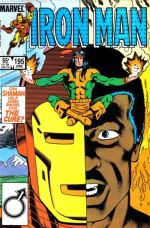 Invincible Iron Man #195