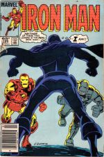 Invincible Iron Man #196