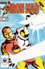 Invincible Iron Man #197