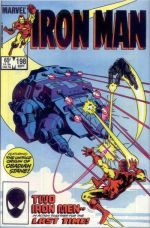 Invincible Iron Man #198