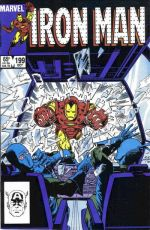 Invincible Iron Man #199