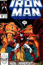Invincible Iron Man #227