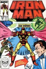 Invincible Iron Man #235